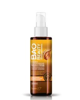 Белита-М Интенсивно восстанавливающее масло-уход для поврежденных волос с маслом баобаба