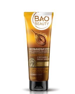 Белита-М Несмываемый крем для глубокого увлажнения с эффектом легкой фиксации для все типов волос с пептидами и маслом баобаба
