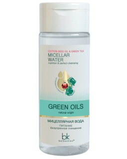 Мицеллярная вода Питание Безупречное очищение GREEN OILS