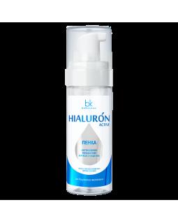 Пенка Интенсивное увлажнение Мягкое очищение Hialuron Active
