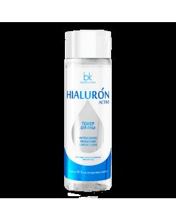 Тонер для лица Интенсивное увлажнение Сияние кожи Hialuron Active