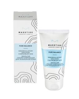 Мастиж Эмульсия себорегулирующая для проблемной кожи Pure Balance