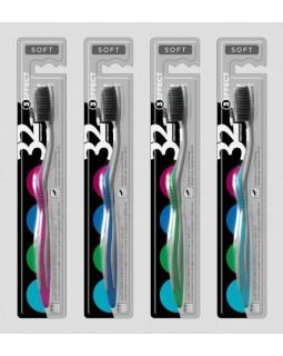 Модум Щётка зубная 32 ЖЕМЧУЖИНЫ 3-EFFECT yc 3008 М