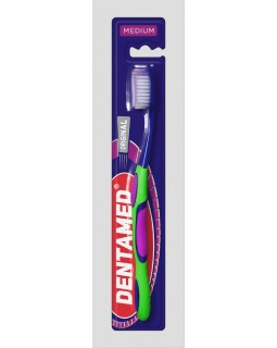Модум Щётка зубная DENTAMED ORIGINAL 818BLUE С