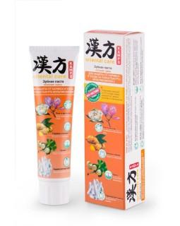 Модум Паста зубная KAMPO ORIENTAL CARE Японские травы для защиты от кариеса и ухода за полостью рта мультикомплекс