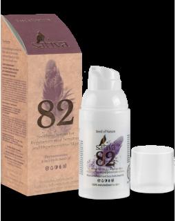 Успокаивающая сыворотка №82 для регенерации чувствительной и гиперчувствительной кожи