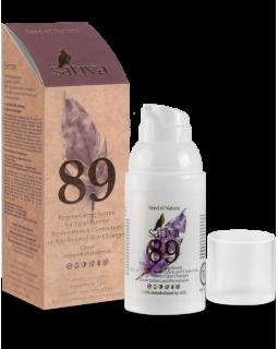 Регенерирующая сыворотка №89 для восстановления липидного барьера и коррекции возрастных изменений кожи