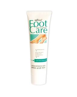 Антисептический крем для ног