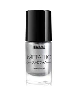 Лак для ногтей LUXVISAGE Metallic Show