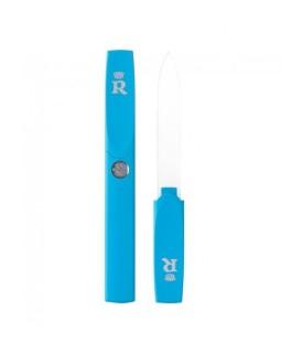 Пилочка для ногтей Bohemia в пластиковом футляре 128мм