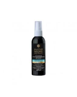 Волшебный СПРЕЙ-ВОССТАНОВЛЕНИЕ для волос несмываемый с маслом чёрного тмина и экстрактом моринги