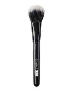Кисть косметическая дуофибра RELOUIS PRO Duo Fiber Brush №11