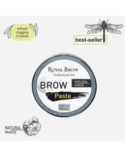 Royal Brow Контурная паста для бровей Brow Paste