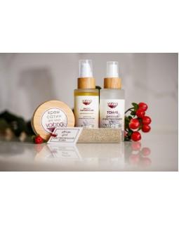 Комплексный уход для сухой и чувствительной кожи