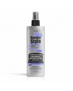 Витекс Термозащитный праймер-антистатик для волос